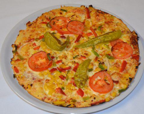 Pizza spezial 24cm (30cm=7,50€)