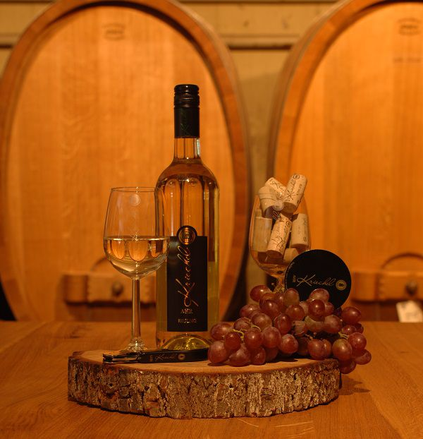 Weißwein (Hausmarke) halbtrocken